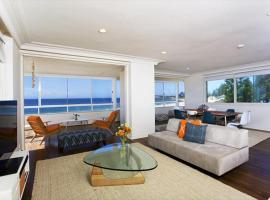 Hotel fotografie: Three Bedroom Apartment Pittwater Road(COLRY)