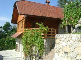 Hotel photo: Zidanca med Vinogradi
