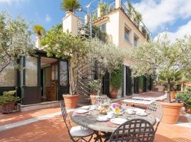 Hình ảnh khách sạn: Fontana Di Trevi Penthouse