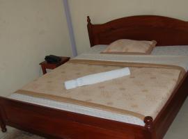 Hotel near Kibuye