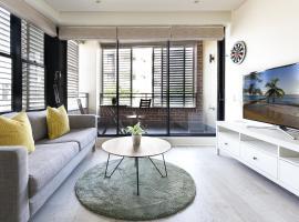 Фотография гостиницы: Stylish executive studio in inner Sydney
