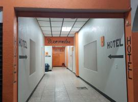 A picture of the hotel: Hotel Honduras 3