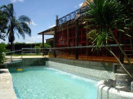 A picture of the hotel: Villa V