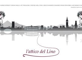 A picture of the hotel: Attico Del Lino