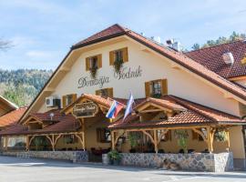 Hotel foto: Penzion Vodnik