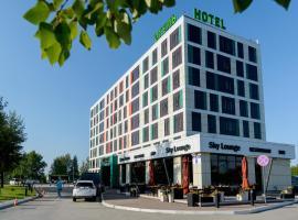 酒店照片: Skyport Hotel