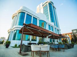 Hotel near Sumqayıt