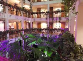 Hotel near פנקו