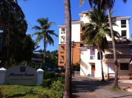 Hotel photo: Apartment near Benaulim Beach