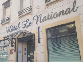 A picture of the hotel: Hôtel Le National