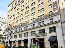 A picture of the hotel: BridgeStreet at Woodward Building