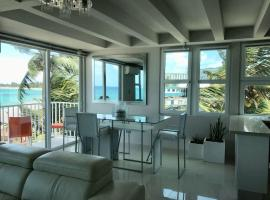 A picture of the hotel: Amapola SeaSide Beach Front Apartment