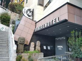 Hotel Foto: Bandal Hotel