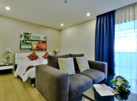 Hotel photo: iCheck inn Skyy Sukhumvit 1