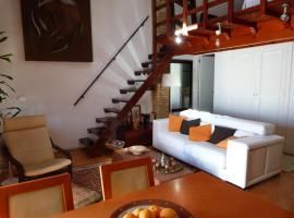 Hotel photo: Apartamento abuhardillado