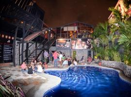Hotel photo: Hostel Pangea
