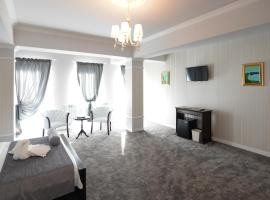 Hotel near Buzău