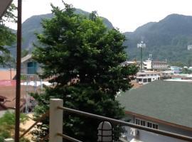 Hotel photo: Tarainn at the Rock