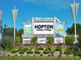 Hotel photo: Caravan Holidays Hopton