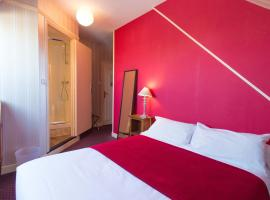 Hotel photo: Logis Hotel Rabelais