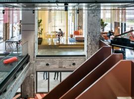 Hotel photo: The Student Hotel Maastricht