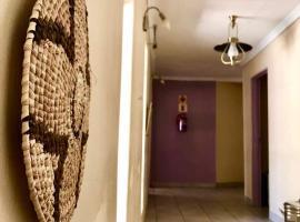 Hotel near Lobatse