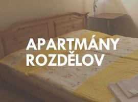 A picture of the hotel: Apartmány Rozdělov
