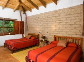A picture of the hotel: Hotel Hacienda San Lucas