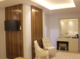 Hotel photo: Safran City Hotel