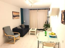 Hotel photo: Renewed Apartment en Residencial-centro Santa Cruz