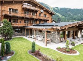 Hotel photo: Pepi's Suites - Lechtal Apartments