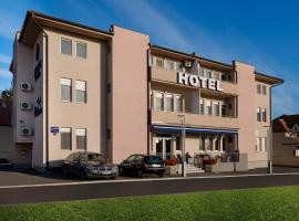 A picture of the hotel: Airport Hotel Garni