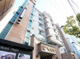 Hotel Foto: Major Motel Daejeon