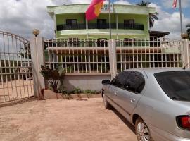 Hotel near Gbarnga