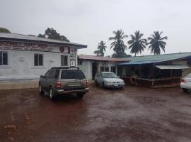 Hotel near Ліберія