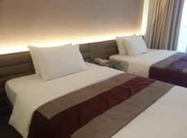 Hotel photo: The E-Hotel Makati