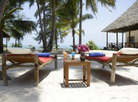 Hotel photo: Panga Chumvi Beach Resort