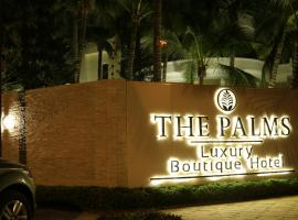 Hotel photo: THE PALMS Luxury Boutique Hotel