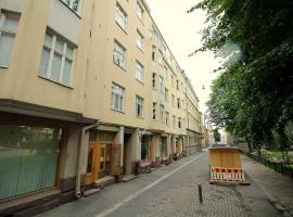 호텔 사진: Studio apartment in Helsinki, Ritarikatu 9 (ID 11024)