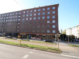 Hotel near Finland