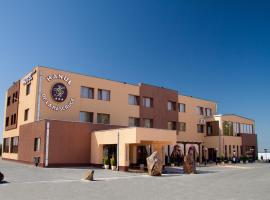 A picture of the hotel: Hotel Hanul de la Rascruce