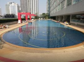 Hotel photo: A Place in Center Party Area of Bangkok