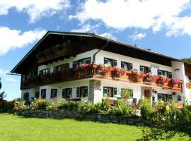 Hotel Photo: Ferienwohnungen Steinlehen