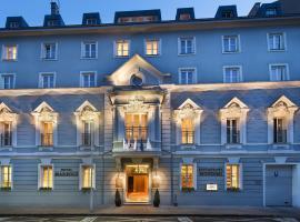 Hotel near Slovensko