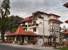 A picture of the hotel: Casa Din Bran - Inn Cuisine