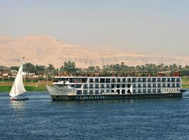 Hotel photo: M/S Mayfair Cruise - From Luxor 04 & 07 Nights Each Monday - From Aswan 03 & 07 Nights Each Friday