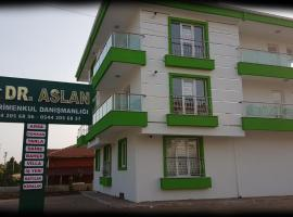A picture of the hotel: Dr Aslan Apart Hotel