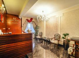Hotel near Satu Mare