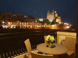 Hotel photo: Mellieha sea and land view apartment