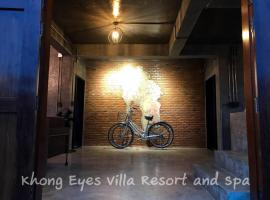 A picture of the hotel: Khong Eyes Villa Resort and Spa